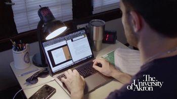 The University of Akron TV Spot, 'Fully Online Degree Programs' Ft. Matt Kaulig - Thumbnail 4