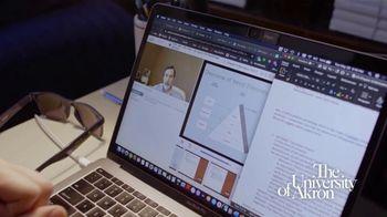 The University of Akron TV Spot, 'Fully Online Degree Programs' Ft. Matt Kaulig - Thumbnail 6