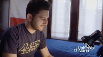 The University of Akron TV Spot, 'Fully Online Degree Programs' Ft. Matt Kaulig - Thumbnail 8