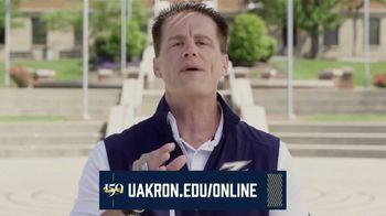 The University of Akron TV Spot, 'Fully Online Degree Programs' Ft. Matt Kaulig - Thumbnail 9