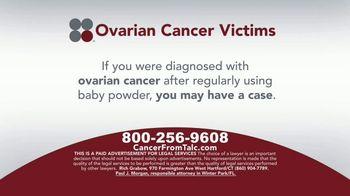 Sokolove Law TV Spot, 'Ovarian Cancer Victims' - Thumbnail 5