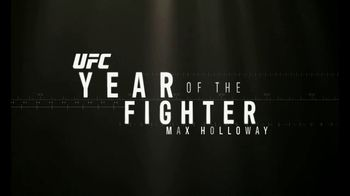 UFC Fight Pass TV Spot, 'Year of the Fighter: Max Holloway' - Thumbnail 9
