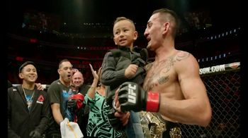 UFC Fight Pass TV Spot, 'Year of the Fighter: Max Holloway' - Thumbnail 7