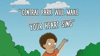 Apple TV+ TV Spot, 'Central Park' Song by Central Park Cast - Thumbnail 2