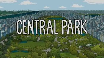 Apple TV+ TV Spot, 'Central Park' Song by Central Park Cast - Thumbnail 9
