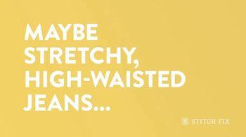 Stitch Fix TV Spot, 'Not Today, Sweatpants' Song by Sofi Tukker - Thumbnail 1
