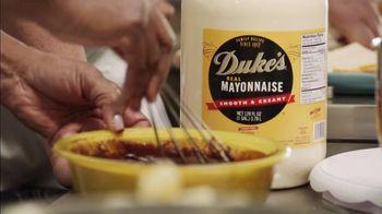 Duke's Mayonnaise TV Spot, 'Chefs: Cake' Ft. Jason Alley, Dolester Miles - Thumbnail 1