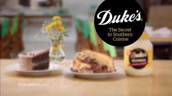 Duke's Mayonnaise TV Spot, 'Chefs: Cake' Ft. Jason Alley, Dolester Miles - Thumbnail 10
