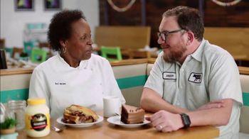 Duke's Mayonnaise TV Spot, 'Chefs: Cake' Ft. Jason Alley, Dolester Miles - Thumbnail 4