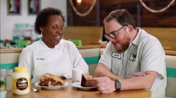 Duke's Mayonnaise TV Spot, 'Chefs: Cake' Ft. Jason Alley, Dolester Miles - Thumbnail 8