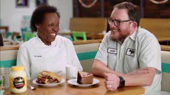 Duke's Mayonnaise TV Spot, 'Chefs: Cake' Ft. Jason Alley, Dolester Miles - Thumbnail 9