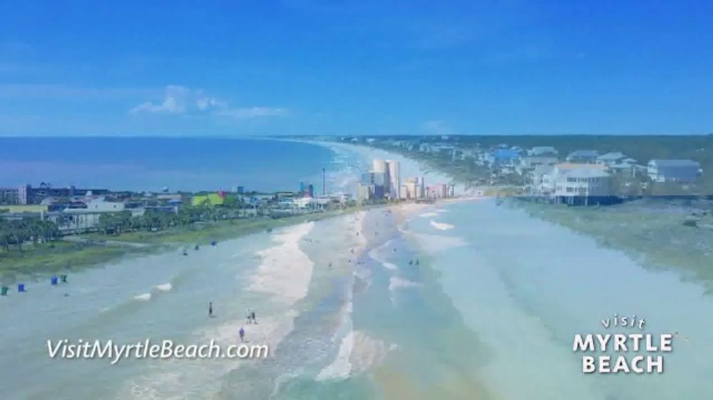 Visit Myrtle Beach TV Commercial, 'This Summer, Get Back to Where You Belong'
