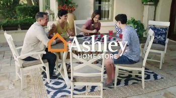 Ashley HomeStore Stars and Stripes Event TV Spot, 'Dining Tables' - Thumbnail 1