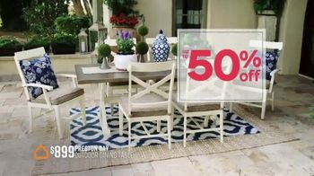 Ashley HomeStore Stars and Stripes Event TV Spot, 'Dining Tables' - Thumbnail 4