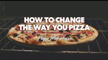 Papa Murphy's Pizza Classic Italian TV Spot, 'Chow Down'
