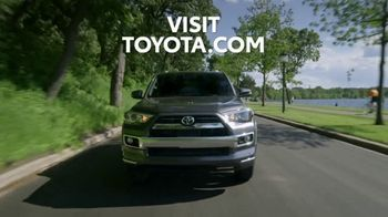 Toyota TV Spot, 'Today. Tomorrow. Toyota: Trust' Song by Vance Joy [T1] - Thumbnail 8