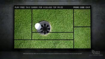 DraftKings TV Spot, 'PGA: Fairway Frenzy'