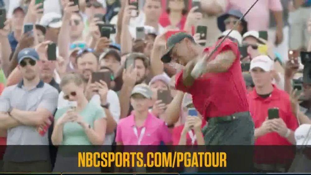 nbc sports gold tv commercial   u0026 39 pga tour live  exclusive