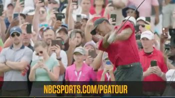 NBC Sports Gold TV Spot, 'PGA Tour Live: Exclusive Coverage' - Thumbnail 3
