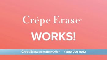 Crepe Erase Advanced TV Spot, 'Washing Our Hands More Than Ever' Featuring Jane Seymour - Thumbnail 4