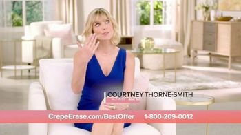 Crepe Erase Advanced TV Spot, 'Washing Our Hands More Than Ever' Featuring Jane Seymour - Thumbnail 5