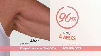 Crepe Erase Advanced TV Spot, 'Washing Our Hands More Than Ever' Featuring Jane Seymour - Thumbnail 7
