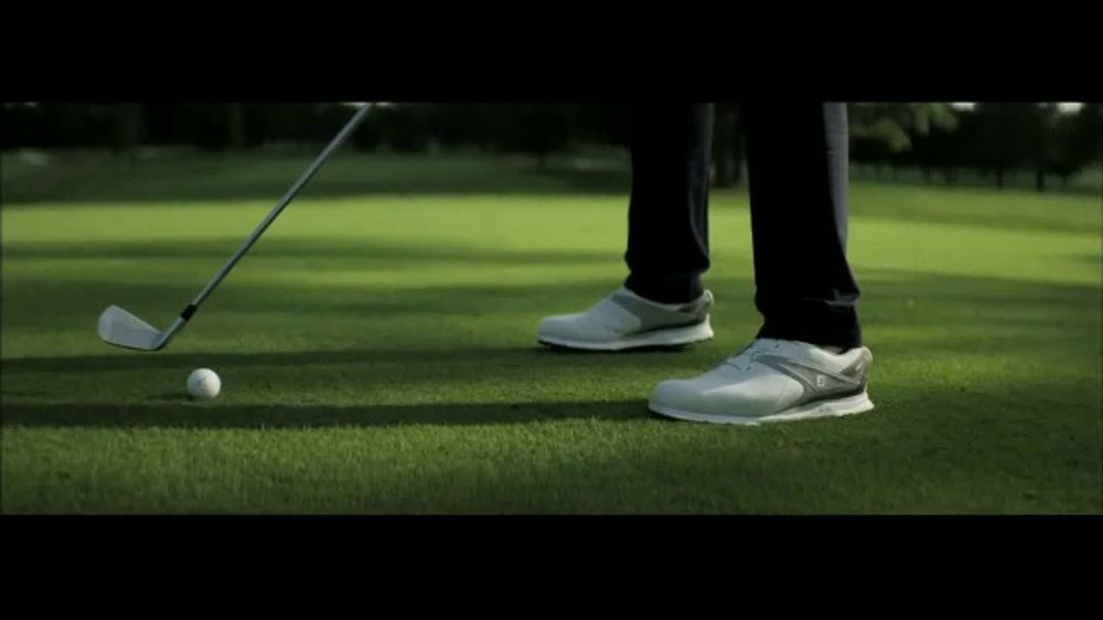 FootJoy Golf TV Commercial, 'The Ground' Featuring Justin Thomas