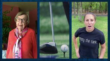 PGA TOUR TV Spot, 'Back on the Tee' Featuring Tim Tebow, Golden Tate, Chris Paul - Thumbnail 2
