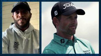 PGA TOUR TV Spot, 'Back on the Tee' Featuring Tim Tebow, Golden Tate, Chris Paul - Thumbnail 5
