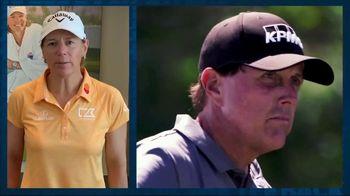 PGA TOUR TV Spot, 'Back on the Tee' Featuring Tim Tebow, Golden Tate, Chris Paul - Thumbnail 6