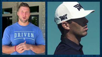 PGA TOUR TV Spot, 'Back on the Tee' Featuring Tim Tebow, Golden Tate, Chris Paul - Thumbnail 7