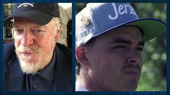 PGA TOUR TV Spot, 'Back on the Tee' Featuring Tim Tebow, Golden Tate, Chris Paul - Thumbnail 8