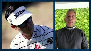PGA TOUR TV Spot, 'Back on the Tee' Featuring Tim Tebow, Golden Tate, Chris Paul - Thumbnail 9