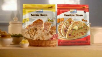 Ashoka Foods Naan TV Spot, 'Kneading' - Thumbnail 6