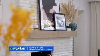 Wayfair TV Spot, 'Property Brothers Forever Home: Family Room' - Thumbnail 10