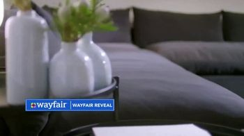 Wayfair TV Spot, 'Property Brothers Forever Home: Family Room' - Thumbnail 2