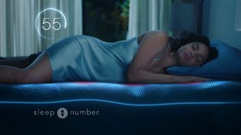 Sleep Number Summer Sale TV Spot, 'Up to $600 Savings and Zero Percent Interest: Free Delivery' - Thumbnail 5