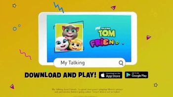 My Taking Tom Friends TV Spot, 'Anything is Possible' - Thumbnail 9