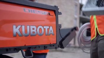 Kubota RTV-X TV Spot, 'Reputation'