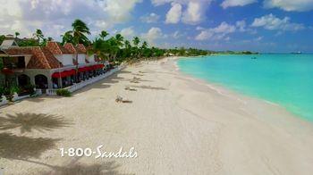 Sandals Resorts Grande Antigua TV Spot, 'Falling in Love: Now Open' - Thumbnail 1