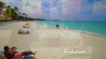 Sandals Resorts Grande Antigua TV Spot, 'Falling in Love: Now Open' - Thumbnail 4