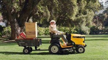 Cub Cadet XT Enduro Series TV Spot, 'Review: Beekeeper' - Thumbnail 6