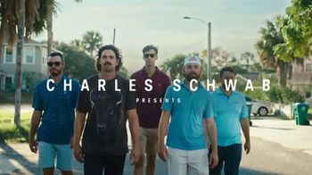 Charles Schwab TV Spot, 'The Challengers: The No Laying Up Guys' - 38 commercial airings