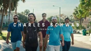 Charles Schwab TV Spot, 'The Challengers: The No Laying Up Guys' - Thumbnail 2