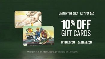 Bass Pro Shops TV Spot, 'Fathers Day: Memories Made' - Thumbnail 8