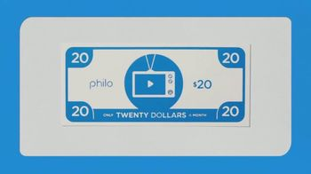 Philo TV Spot, 'No Problem' - Thumbnail 7