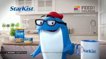 StarKist TV Spot, 'Charlie the Tuna Gives a Big Hats Off to Essential Workers' - Thumbnail 9