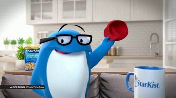 StarKist TV Spot, 'Charlie the Tuna Gives a Big Hats Off to Essential Workers'