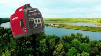 Seasons on the Fly TV Spot, 'Win a Honda Generator and Trip for Two' - Thumbnail 1