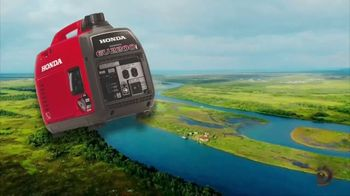 Seasons on the Fly TV Spot, 'Win a Honda Generator and Trip for Two' - 17 commercial airings